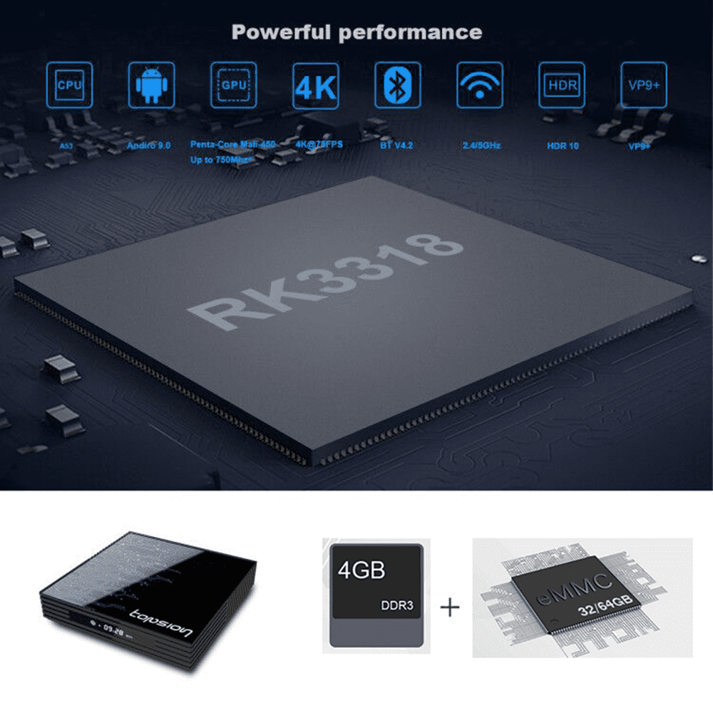 TV Box 4K Ultra HD 4GB/32GB y 64GB con Android 9.0 desde 24'17€ 1571409317404-png.371827