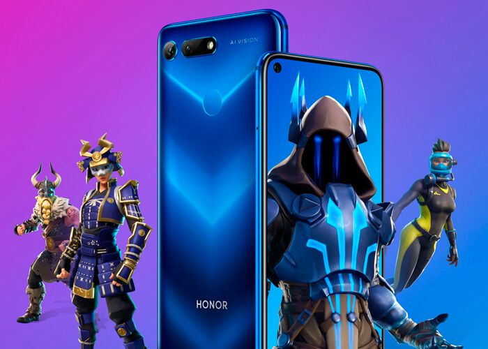 El instalador de Fortnite para Android cambia de nombre: ahora es Epic Games honor-view-20-fortnite-jpg.372388