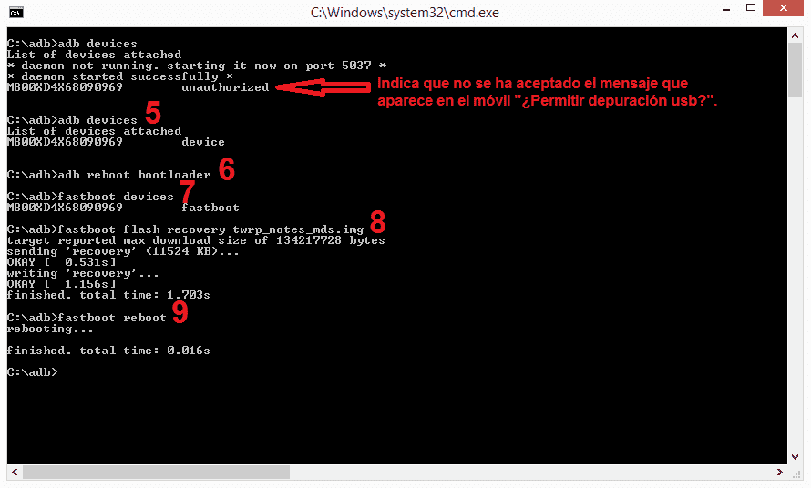 Cambiar recovery manualmente. Recovery por ADB - Fastboot recovery_fastboot_mod_numbers-png.133499