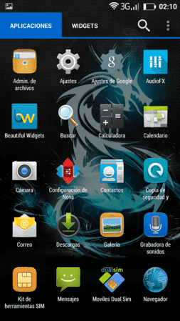 Stock Rom Oficial Moded DraGonFly v2 para Jiayu S3S screenshot_2015-03-21-02-10-51-png.77508