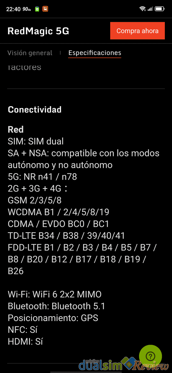 Nubia Red Magic 5G Potencia y Agilidad en uno screenshot_2020-04-26-22-40-27-641-png.382310