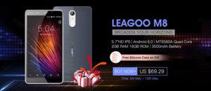 LEAGOO Releases Four New Products @ Global Sources Mobile Electronic Exhibition 276148-65ac3c0f910edf1f35f507a2cf5e75a6.jpg