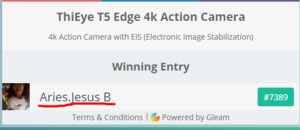 ThiEye T5Edge 4k Action Camera Giveaway.png